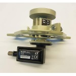 Inverto Black Ultra Flange KIT Single High-Gain Low-Noise 40mm ULN plus