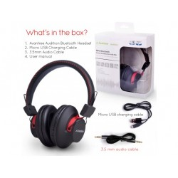 Bluetooth Over Ear Headphones - Audition