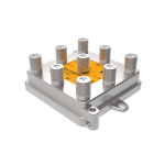 Unicable II 8-way splitter, 5-2400MHz
