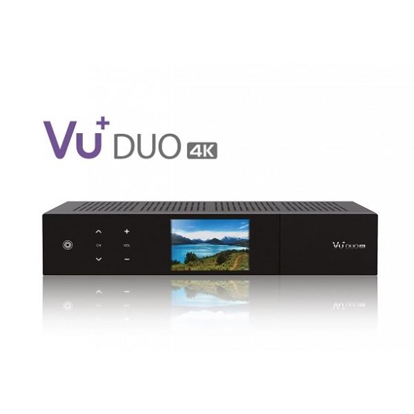 Vuplus Duo4k